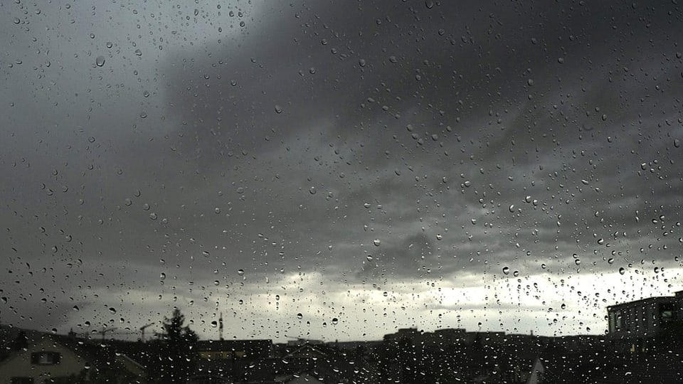 Fragen an den SRF-Meteorologen Gaudenz Flury