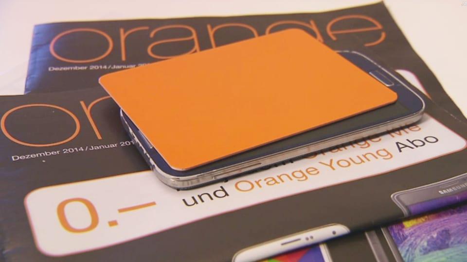 Multimedia Orange Chaos Mahnungen Und Gesperrte Handys ärgern