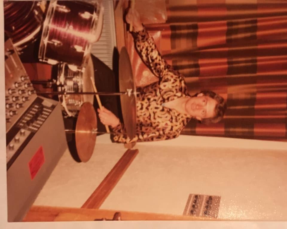 Rico Florin a la battaria dal 1978.