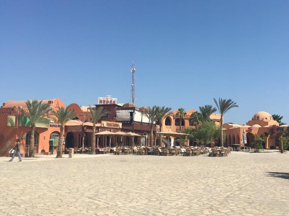 Il resort Steigenberger Tipicas.