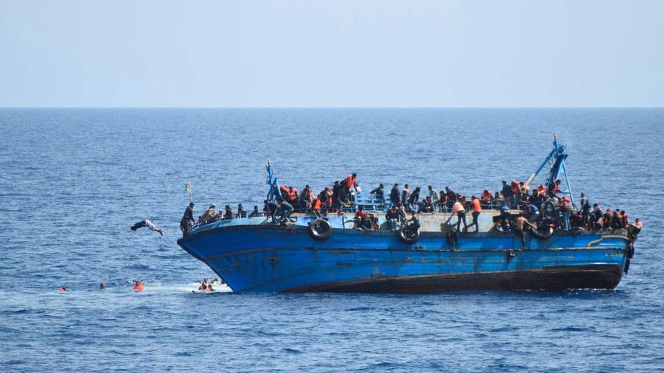 Machtkampf im Maghreb-Staat – Libyens Vizeregierungschef warnt vor neuer Flüchtlingswelle