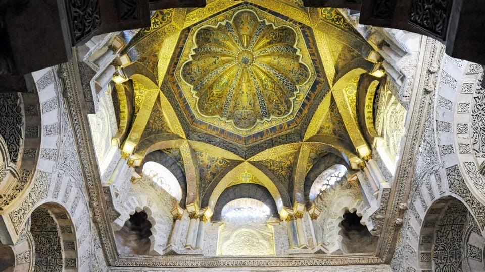 Die Kathedralmoschee von Córdoba