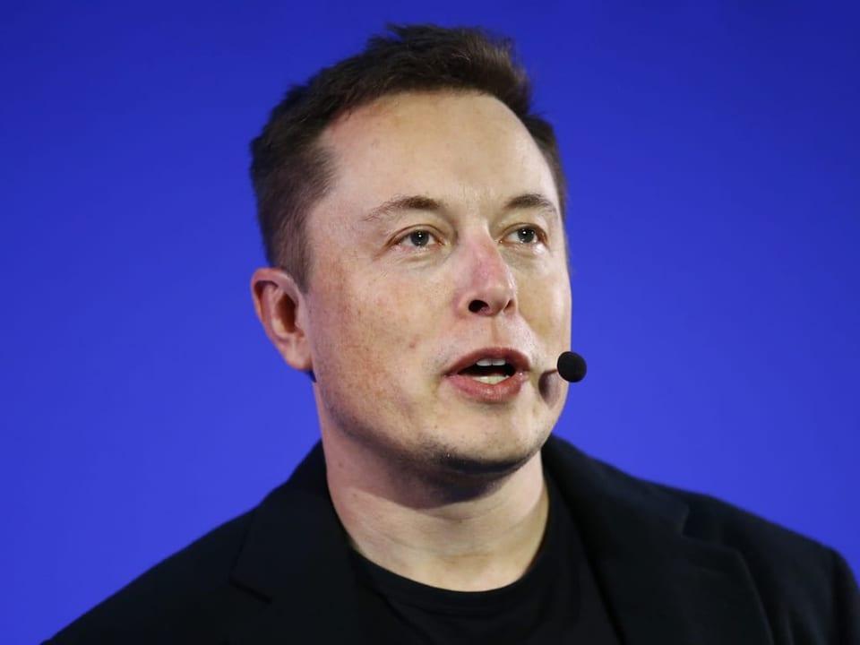 Platz 2: Elon Musk