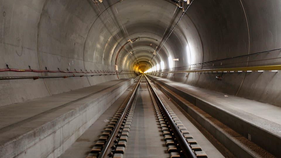 Fünfmalklug Welches Ist Der Längste Tunnel Der Welt Einstein Srf