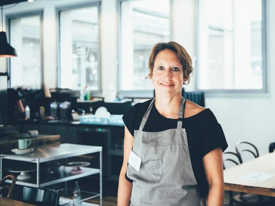 «In Brugg fehlte ein Café, darum eröffnete ich eins.»
