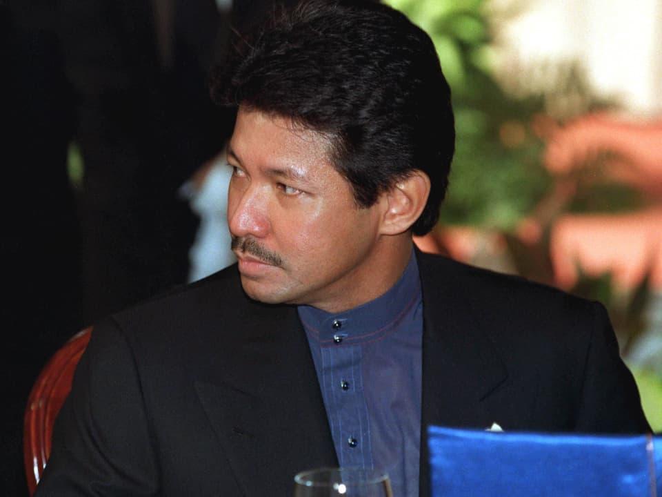 Prinz Jefri von Brunei
