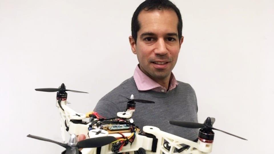 Drohnenkonstrukteure und Rüstungskonzerne – eine unausweichliche Begegnung