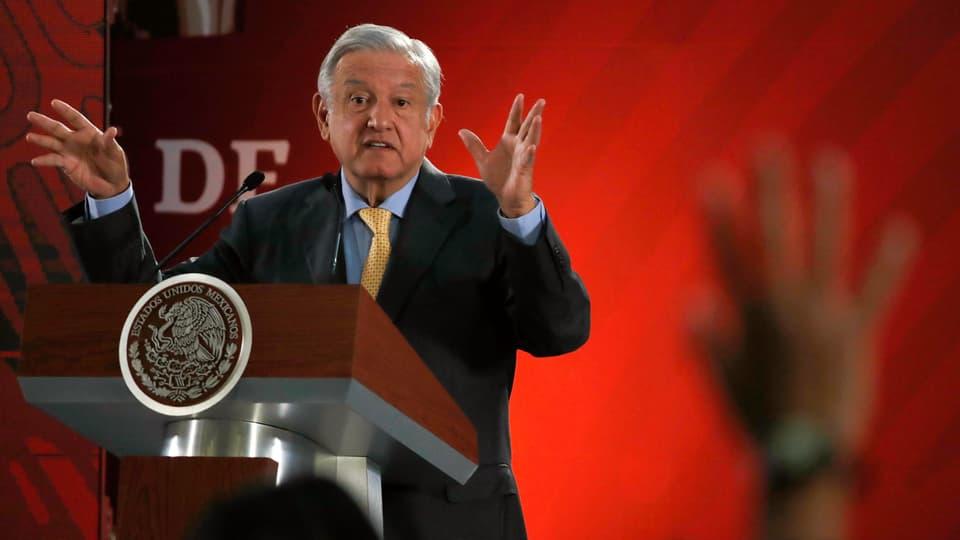 Eroberung im 16. Jahrhundert – Mexiko verlangt eine Entschuldigung von Spanien und dem Papst