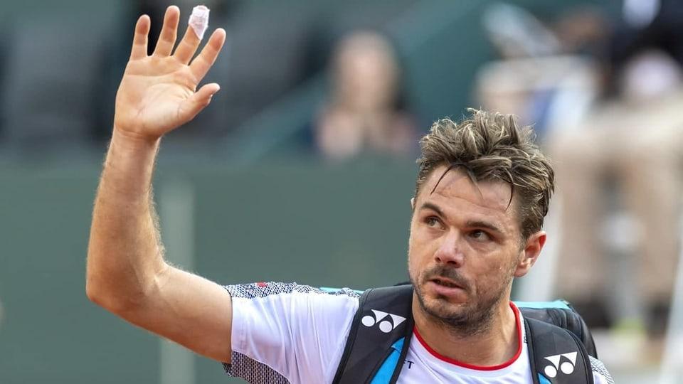 ATP-Turnier in Genf - Fehlerhafter Wawrinka mit Startniederlage in Genf