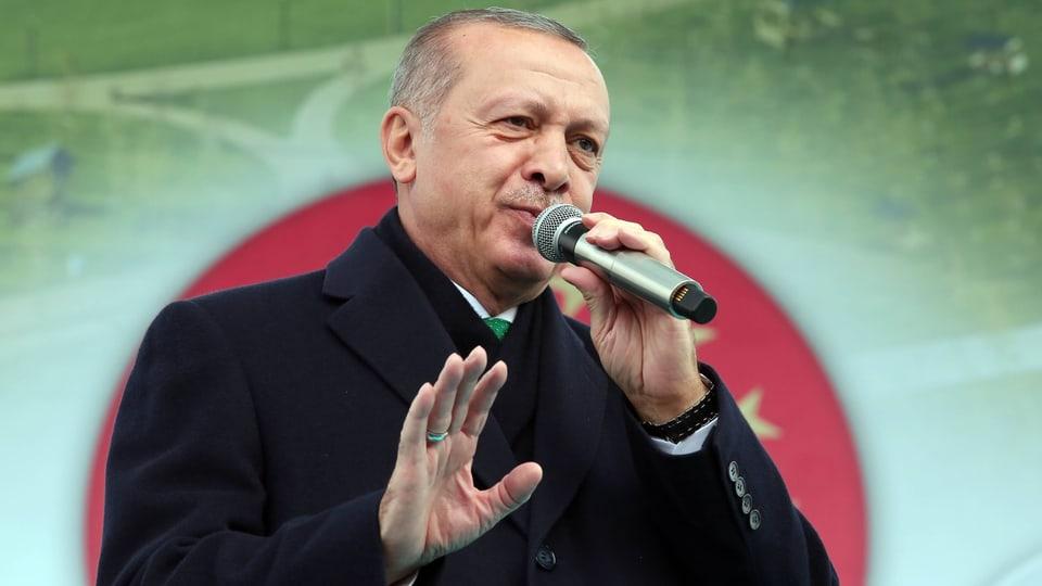 Säbelrasseln der Türkei – «Erdogan will einen Rückzug der YPG»