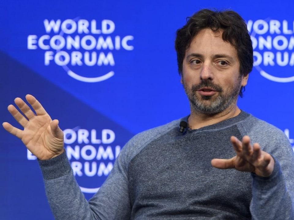 Platz 6: Sergey Brin