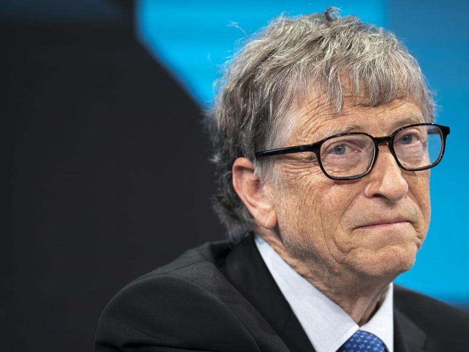 Platz 4: Bill Gates