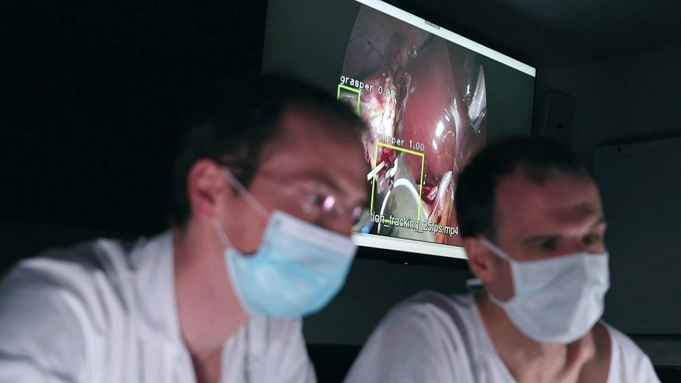 Big Brother im Operationssaal – Software überwacht Chirurgen