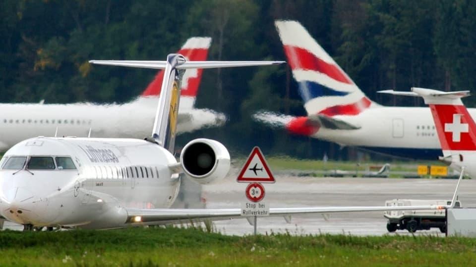 Flugverkehr: Neue Slot-Regelung gefällt nicht allen