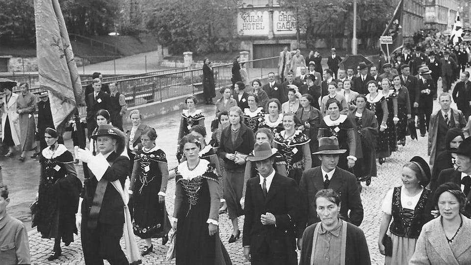1937 a San Murezzan.