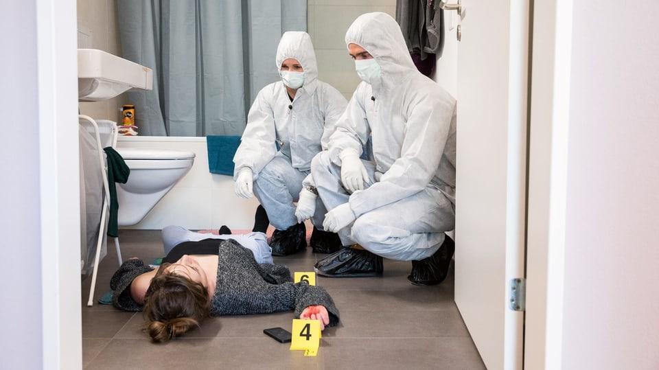 «Einstein» am Tatort: Wenn die Wissenschaft Verbrecher jagt