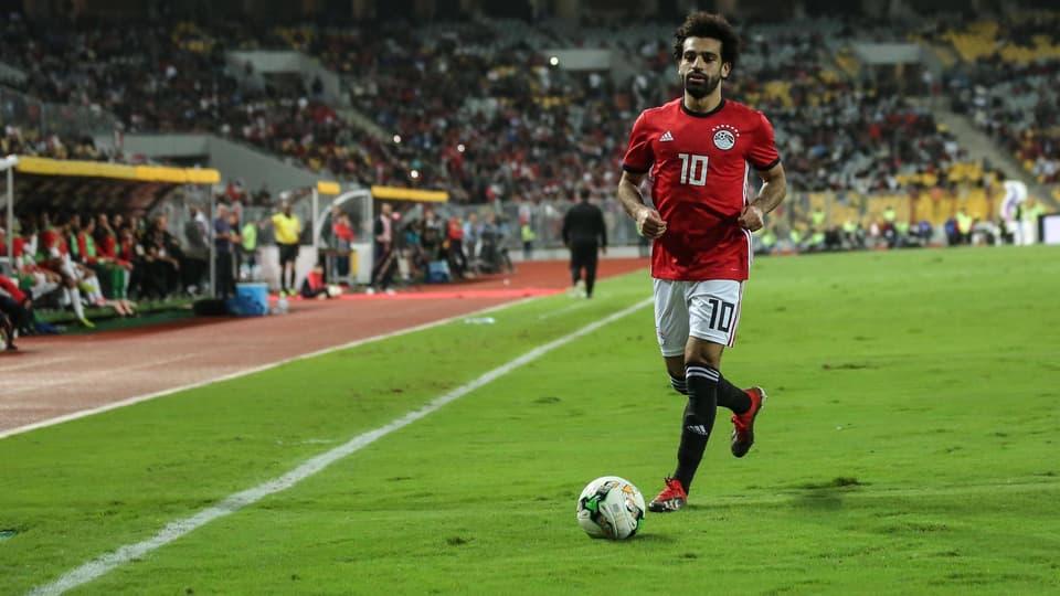 ägypten Fussball