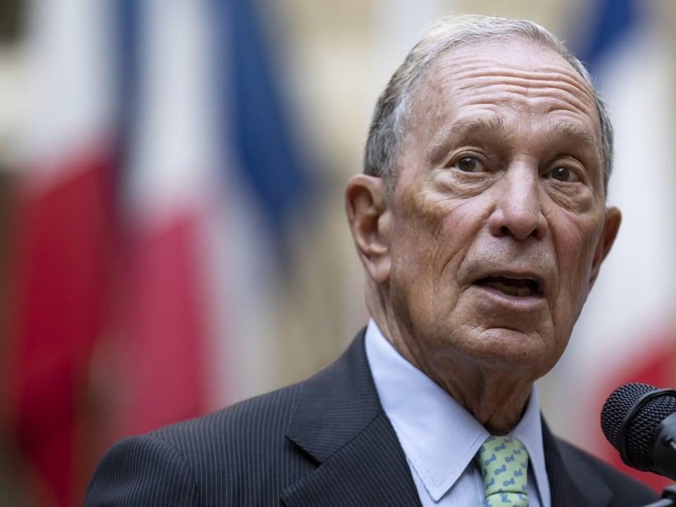 Platz 10: Michael Bloomberg