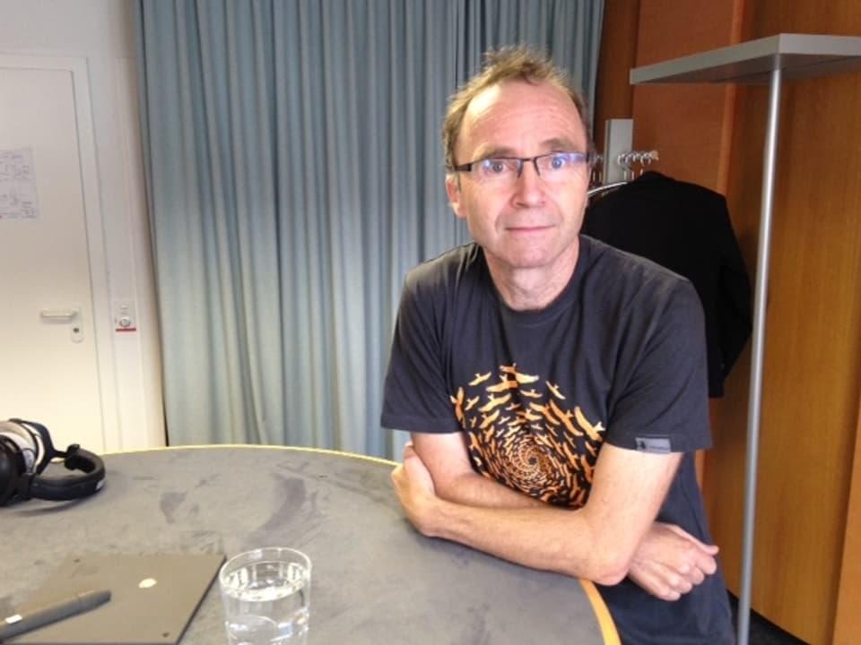 Peter Gasser, Psychotherapeut mit eigener Praxis