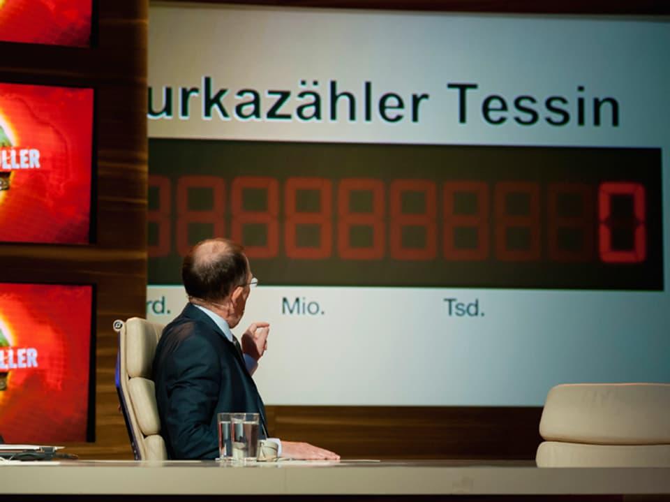 Der Zähler zeigt 0 Burkas im Tessin