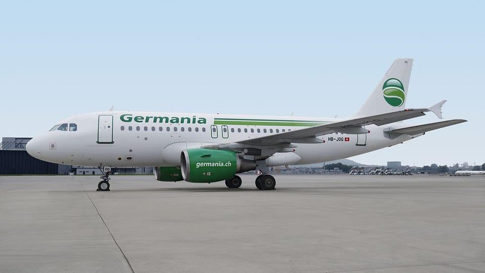 Gestrandet am Flughafen - Germania kann Abflüge nicht garantieren