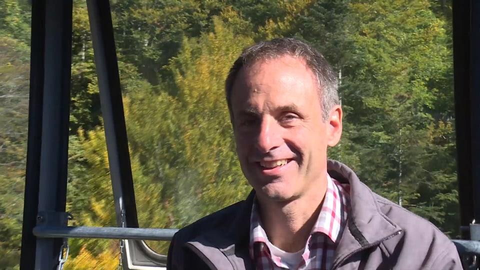 Markus Walser: Das war sein Jahr als «Held des Alltags» 2017 (Artikel enthält Video)