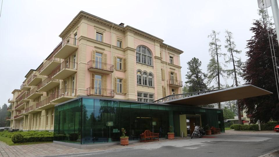 Hotel Waldhaus a Flem.