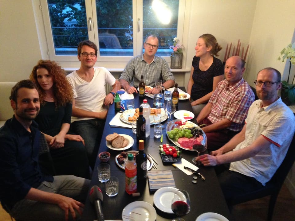 Die SP will an sogenannten Küchentischtreffen freiwillige Wahlkampfhelfer gewinnen