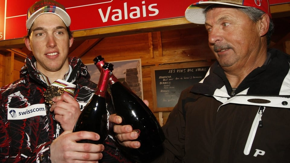 Carlo e bab Reto fan viva sin las duas medaglias a Val d'Isère