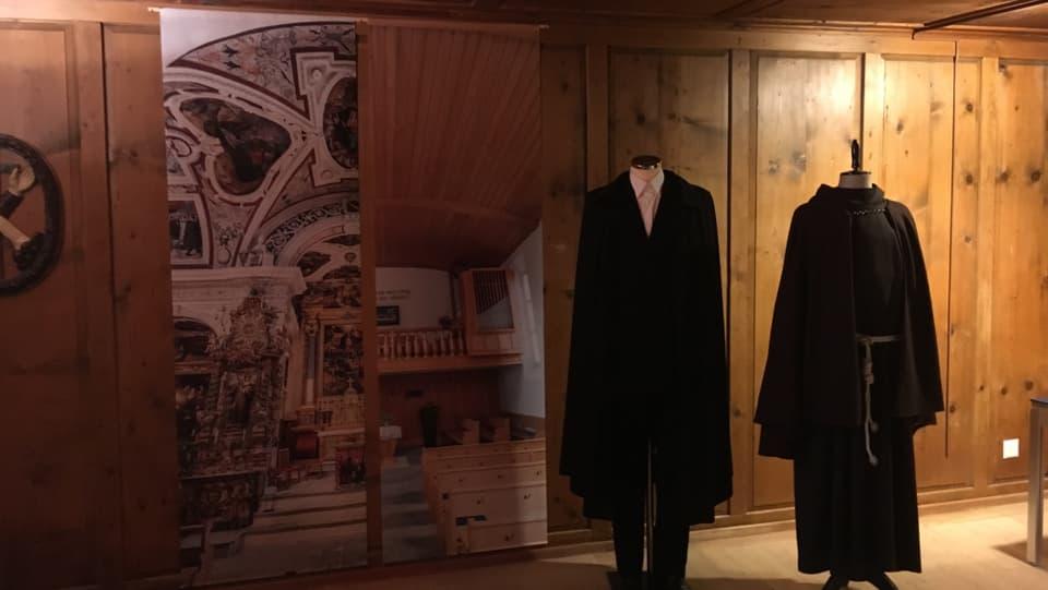 Fotografia da l'exposiziun en il Museum regiunal a Glion
