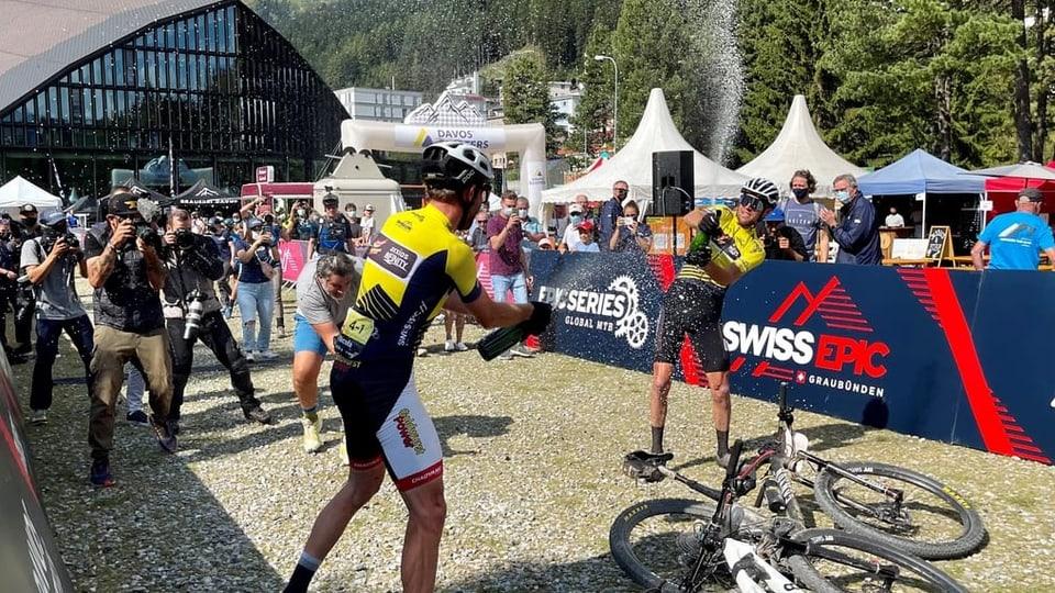 Swiss Epic 2021 è a fin: Facit e sguard enavant