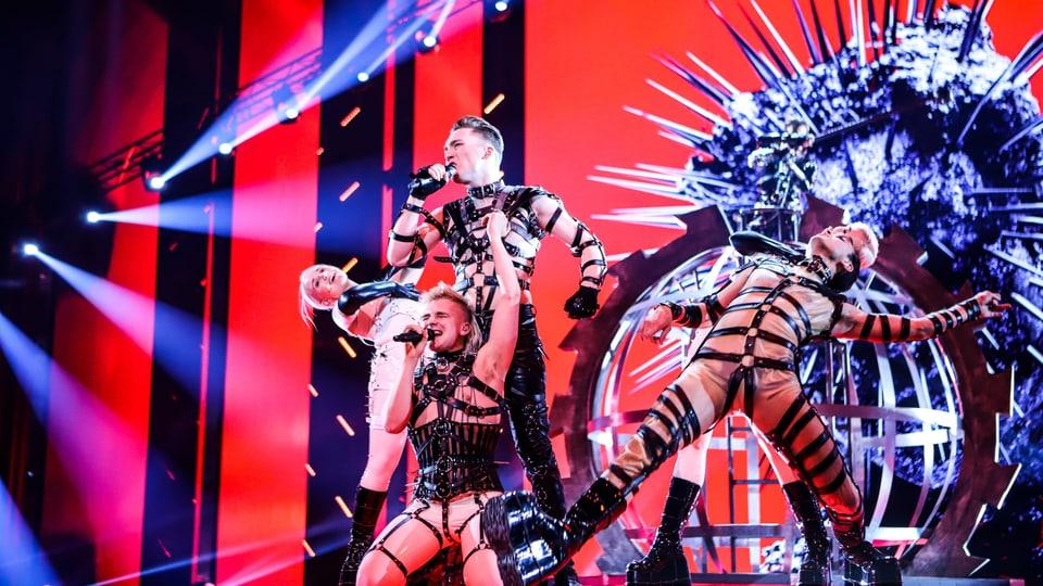 Reihenfolge Eurovision