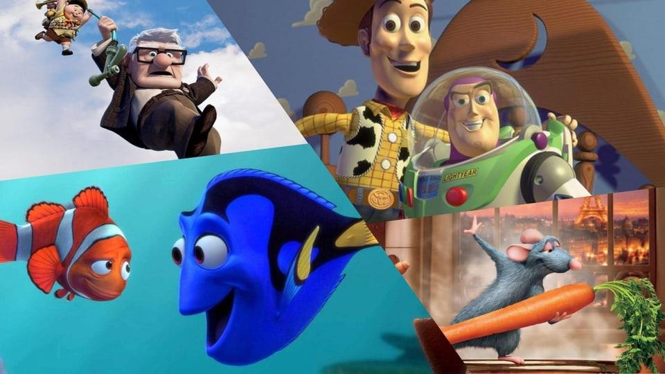 Zum Start von «Toy Story 4»: das Ranking aller «Pixar»-Filme (Artikel enthält Video)