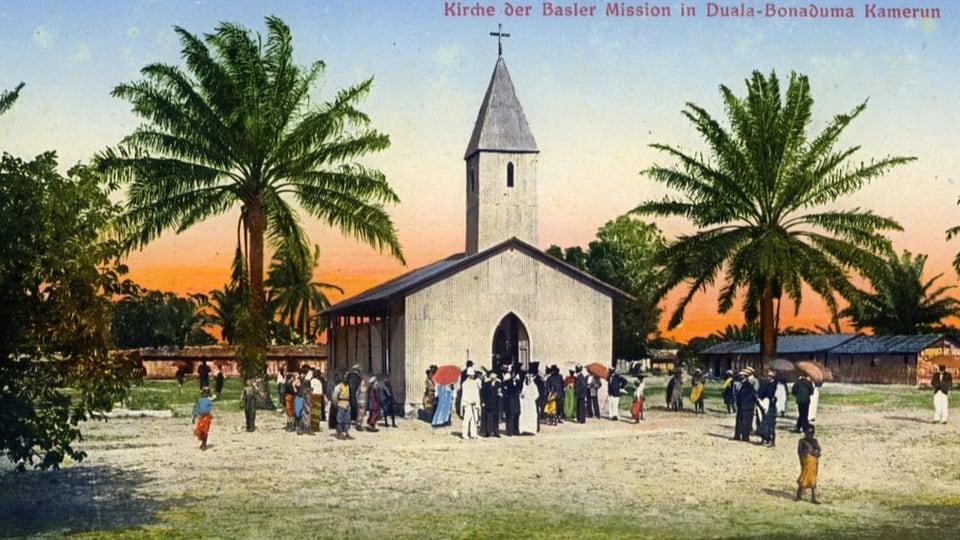 Kirche und Kolonialismus – Mission zur Befreiung?