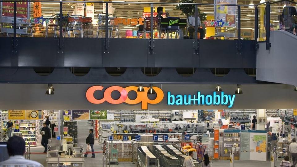Coop übernimmt sämtliche Jumbo Baumärkte