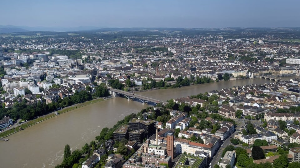 Basel lanciert Kandidatur als europäische Umwelthauptstadt 2025.