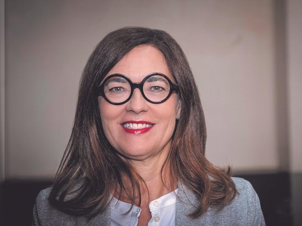 Jacqueline Giger Cahannes