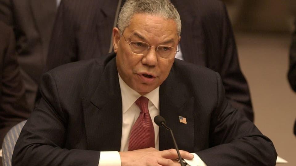 Colin Powell im Alter von 84 Jahren gestorben