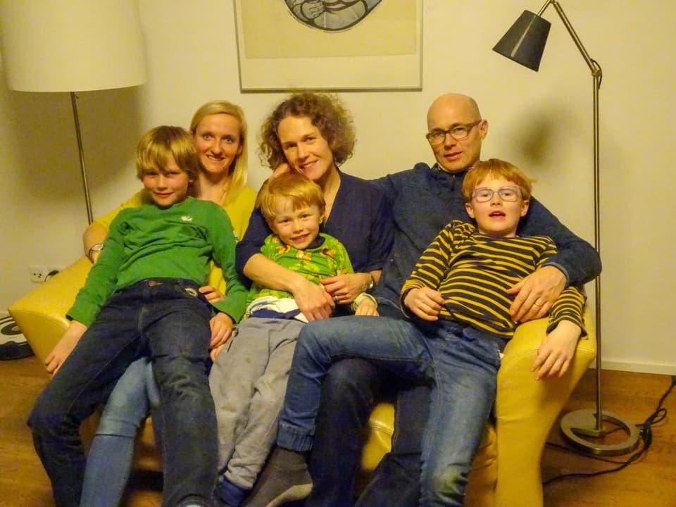Familie Haeller Sommer aus der Sendung