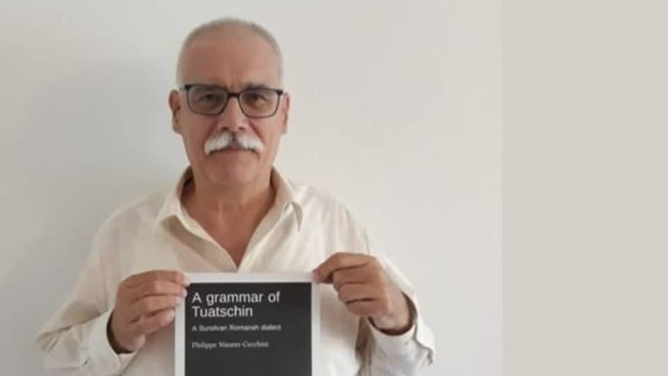 La grammatica per il dialect tuatschin – en englais
