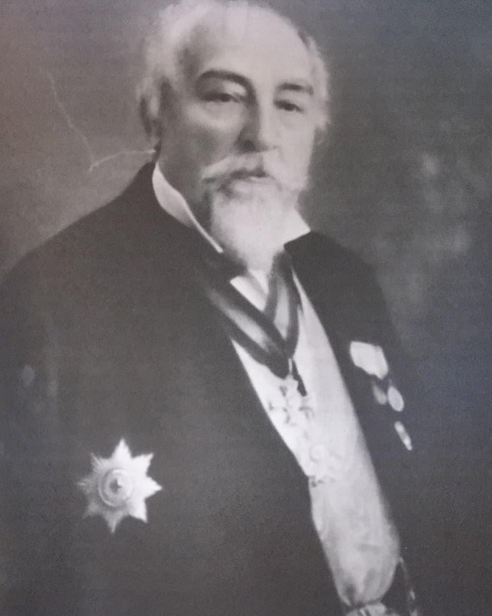 Mathias Maurezi Padrun de Carné (1809 -1891)