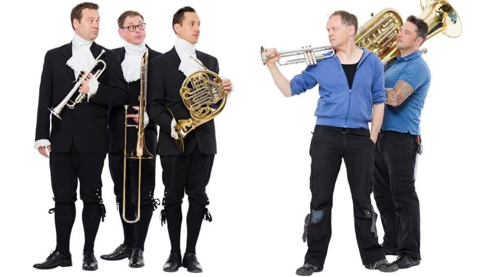 Ensembles d'instruments da sturs