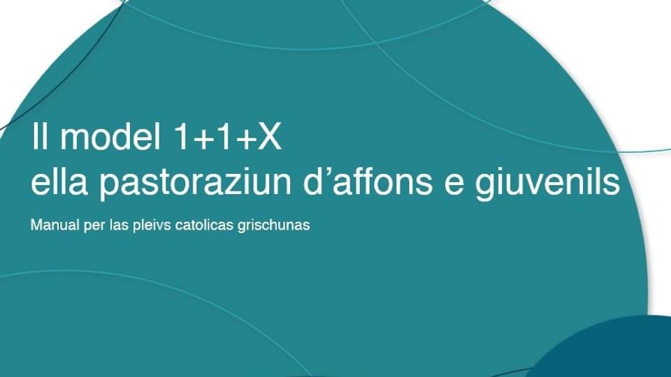 inscripziun «il model 1+1+x»