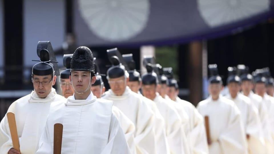 Tokio 2020: In zic schintoissem, in zic budissem – religiun en il Giapun