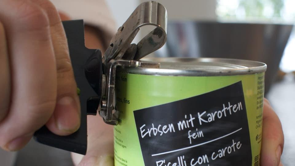 kassensturz tests viele dosen ffner sind aufschneider kassensturz espresso srf. Black Bedroom Furniture Sets. Home Design Ideas