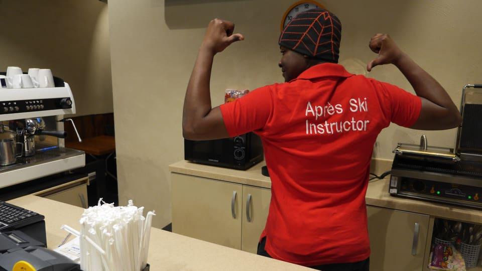 Après-Ski-Instruktor