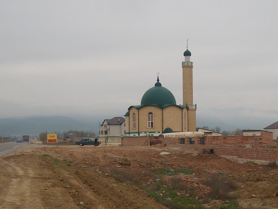 Neue Moscheen im russischen Nordkaukasus