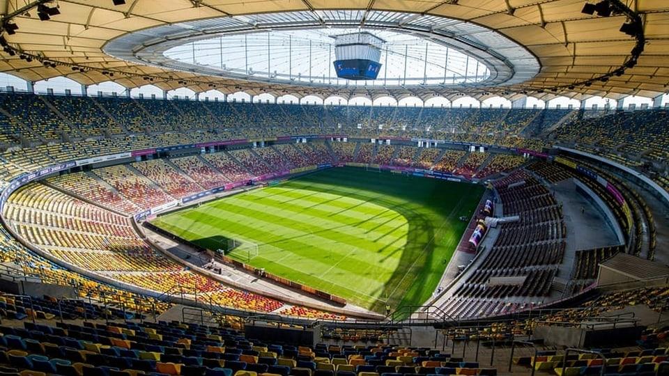 Arena Nationala, Bukarest