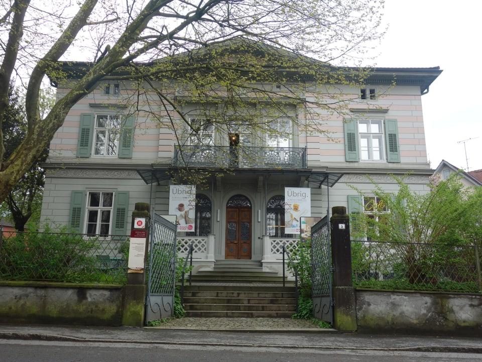 Il Jüdisches Museum Hohenems en la villa Heinmann-Rosenthal.