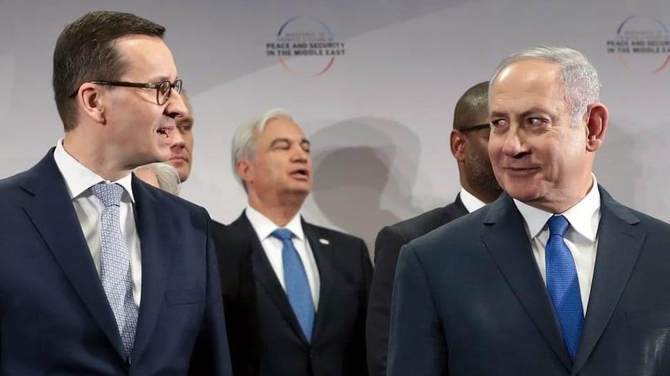 Nach Streit mit Israel – Polen lässt Visegrad-Gipfel platzen